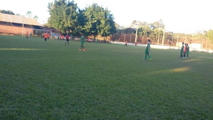 Gurupi representa o Tocantins na Copa Internacional de Itumbiara (Foto: Divulgação)