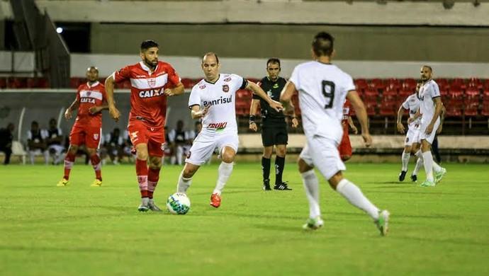 CRB x Brasil de Pelotas, jogo (Foto: Ailton Cruz/Gazeta de Alagoas)
