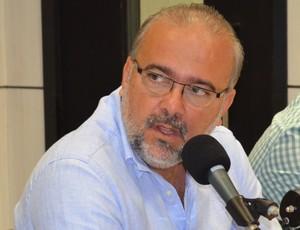 Secretário prevê reabertura da Graça apenas para 2ª fase do Paraibano