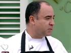 Chef de restaurante da Paraíba participa do 'Mais Você' (Reprodução/ TV Globo)
