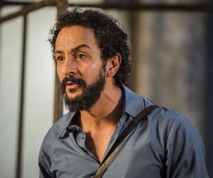 Bento será preso após briga com Carlos Eduardo (TV Globo)