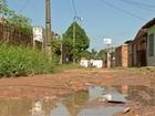 Moradores de conjunto denunciam falta de saneamento, em Ananindeua