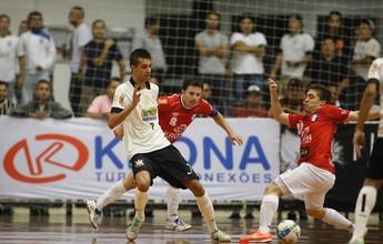 Corinthians encara o Joinville nas quartas; veja todos os confrontos