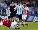 """Di María reclama de banco no United: """"Difícil explicar por que não joguei"""""""