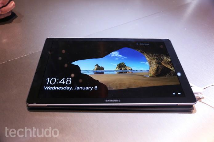 Galaxy TabPro S (Foto: Marlon Câmara/TechTudo)