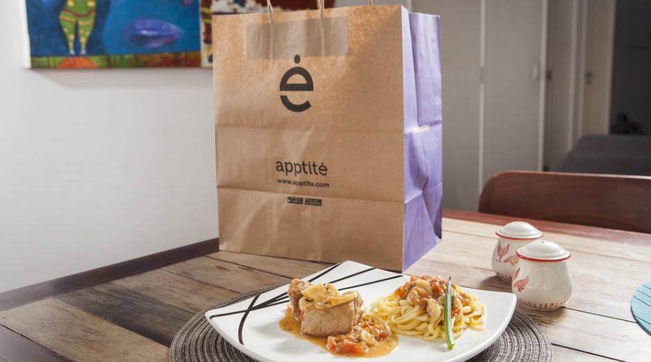 Apptite deve fechar agosto com 1.400 pedidos e cerca de 2.800 pratos (Foto: Divulgação)