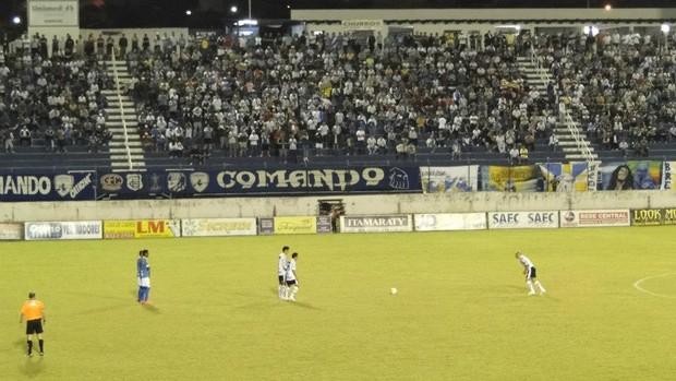 Catanduvense x Comercial (Foto: Gabriel Lopes / Comercial FC)