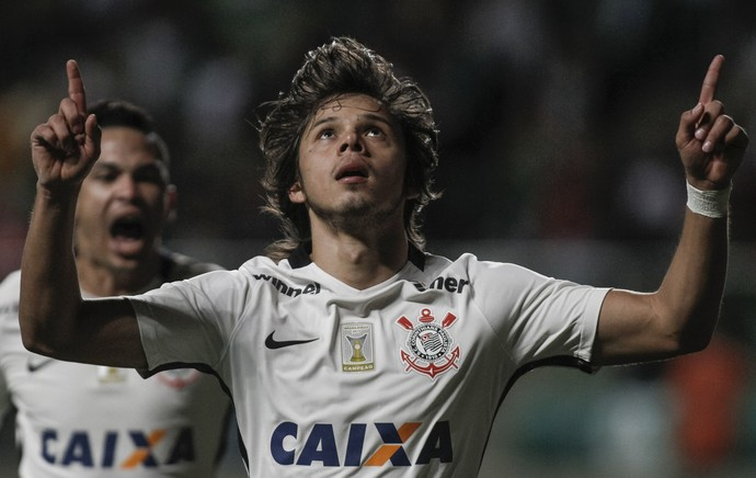 América-MG x Corinthians (Foto: THOMAS SANTOS/AGIF/ESTADÃO CONTEÚDO)