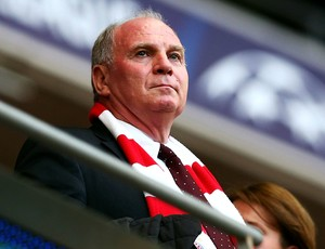 Uli Hoeness Bayern de Munique (Foto: Getty Images)