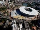 Presidente Dilma Rousseff vai visitar a Fonte Nova, diz Governo do Estado