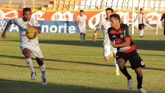 Interporto perde para o Guarany de Sobral na Série D (Foto: Edinardo Abreu/Guarany S.C.)