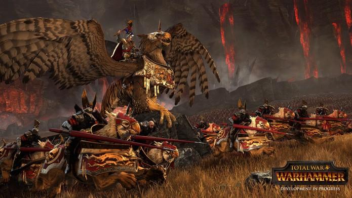 Total War: Warhammer (Foto: Divulgação/Sega)
