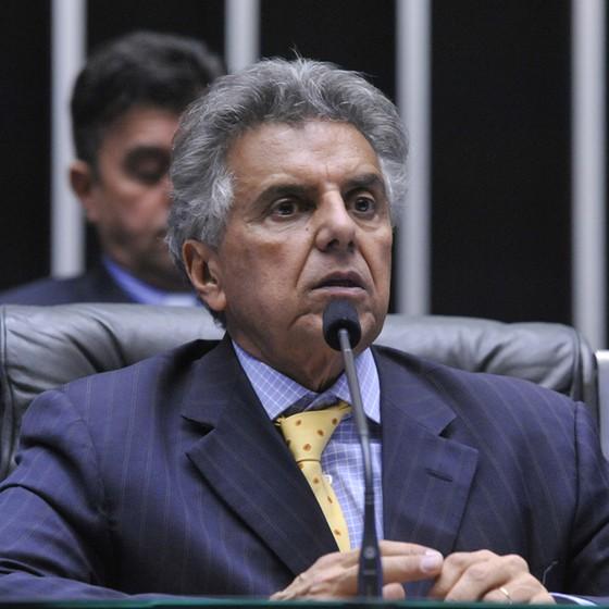 O deputado Beto Mansur (PRB-SP) (Foto: Alex Ferreira / Câmara dos Deputados)