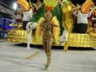 Veja as musas do primeiro dia de desfiles da Série A no Rio de Janeiro