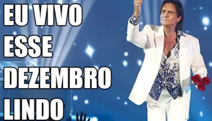 Todo dezembro tem... (Foto: TV Globo/Gshow)