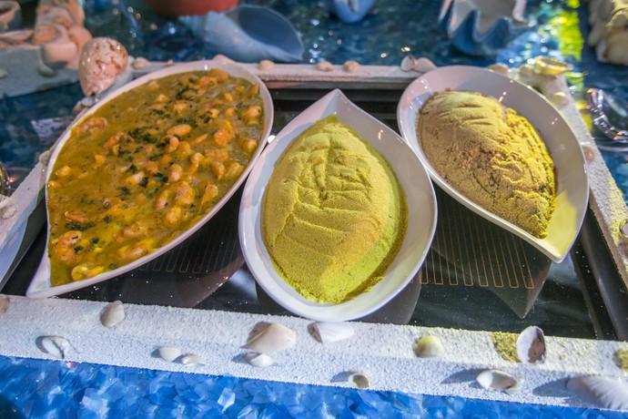 Bobó de Camarão, por que não? (Foto: Artur Meninea/Gshow)