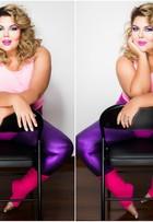 Fabiana Karla faz 40 anos e diz que não pensa em botox: 'Medo de agulha'