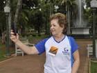 À base de selfies, idosos de várias partes do país festejam 'melhor idade'