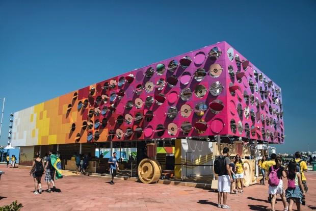 Projeto de Guto Requena ganha menção honrosa mundial no Prix Versailles 2017 (Foto: Fernanda Ligabue e Rafael Frazão)
