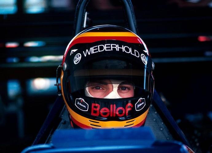 Michael Schumacher citou muitas vezes Stefan Bellof como um dos ídolos de sua infância (Foto: Reprodução / Twitter)