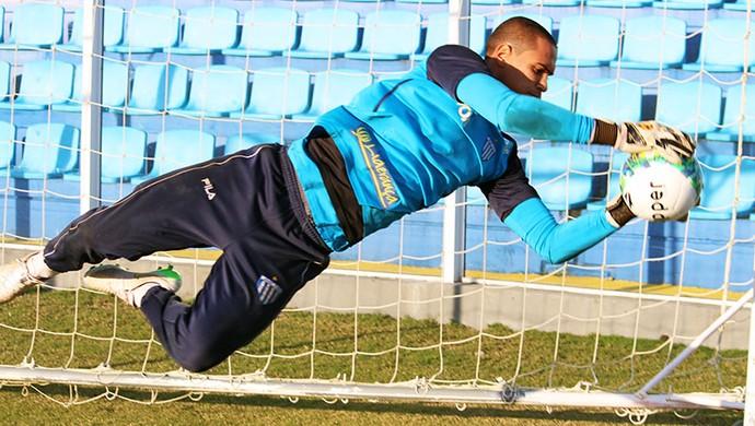 Renan Avaí (Foto: André Palma Ribeiro/Avaí FC)