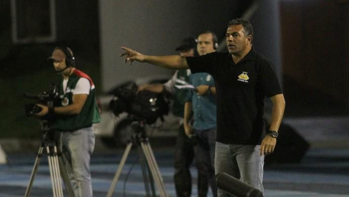 Luizinho Vieira Criciúma (Foto: Fernando Ribeiro/criciumaec.com.br)