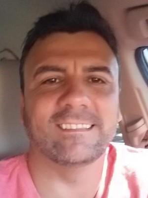 Rildo José Brasão Empresário é morto após ser baleado quando chegava ao trabalho em Goiás (Foto: Arquivo pessoal/Gabriela Brasão)