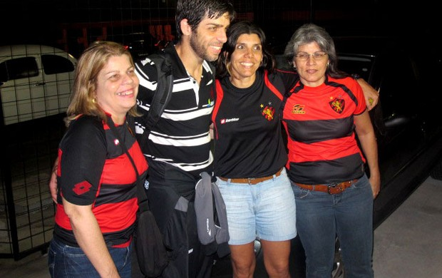 juninho pernambucano vasco Sport recife pernambuco (Foto: Andr&#233; Casado / Globoesporte.com)