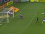 """Rafael, do Cruzeiro, mostra reflexo, faz defesa e leva como """"vilão"""" da rodada"""