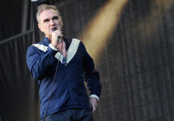 O cantor Morrisey (Foto: Getty Images)
