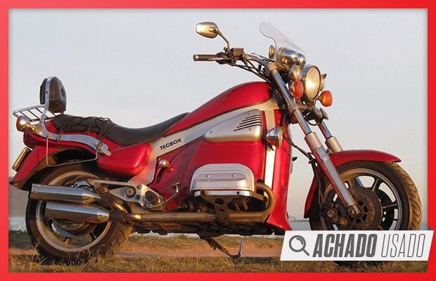 Kahena Custom 1.600 (Foto: Reprodução)