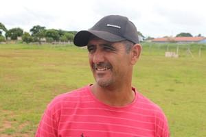 Técnico do Comercial-MS, Paulo Rezende (Foto: Hélder Rafael)
