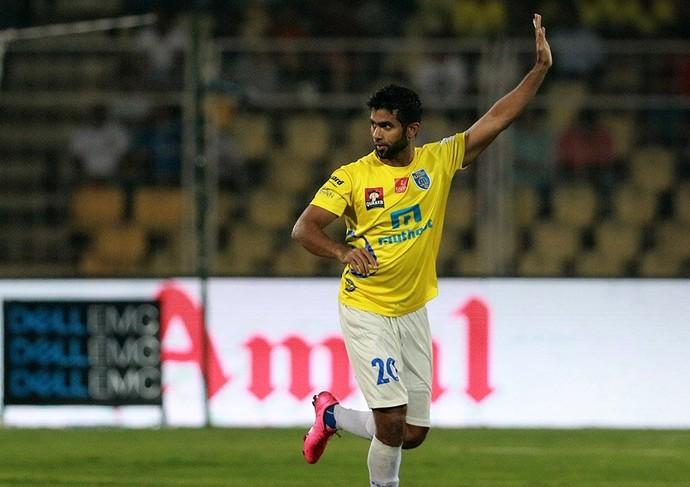 Rafi - Indian Super League (Foto: Reprodução/Twitter)