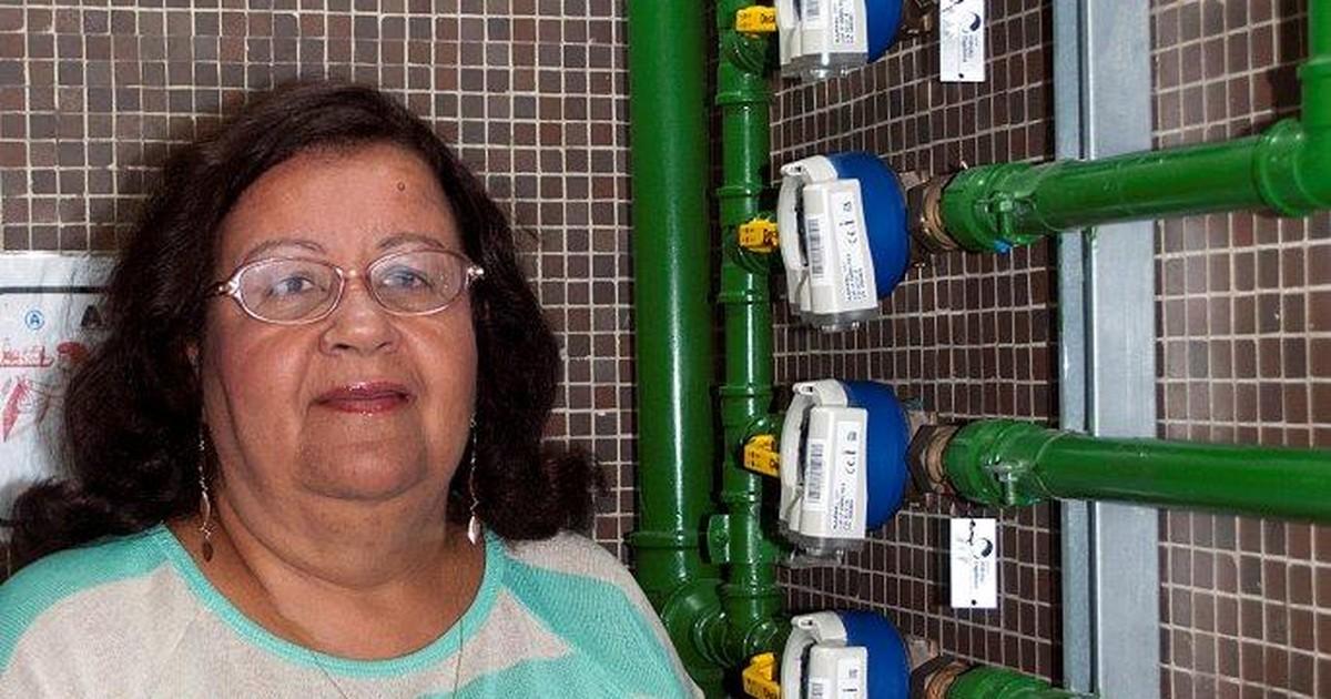 Síndicos investem em alternativas para economizar água no Rio - Globo.com