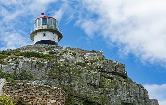 Antigo Farol da Ponta do Cabo (Foto: © Haroldo Castro/Época)