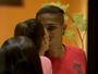 Com Fla no Rio, jogadores recebem visita de familiares na concentração