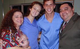 Aline Peixoto se despede de Márcia e torce por final feliz para Guilherme