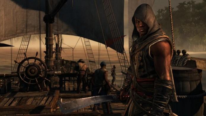 Assassin's Creed Fredom Cry poderá ser jogado sem o game original. (Foto: Divulgação) (Foto: Assassin's Creed Fredom Cry poderá ser jogado sem o game original. (Foto: Divulgação))