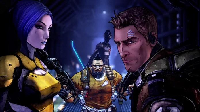 Borderlands se destaca na PSN (Foto: Divulgação/2K Games)