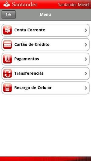 Santander Movel