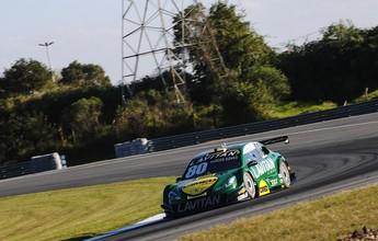 Marcos Gomes aproveita ausência  de Cacá e larga na pole em Curitiba