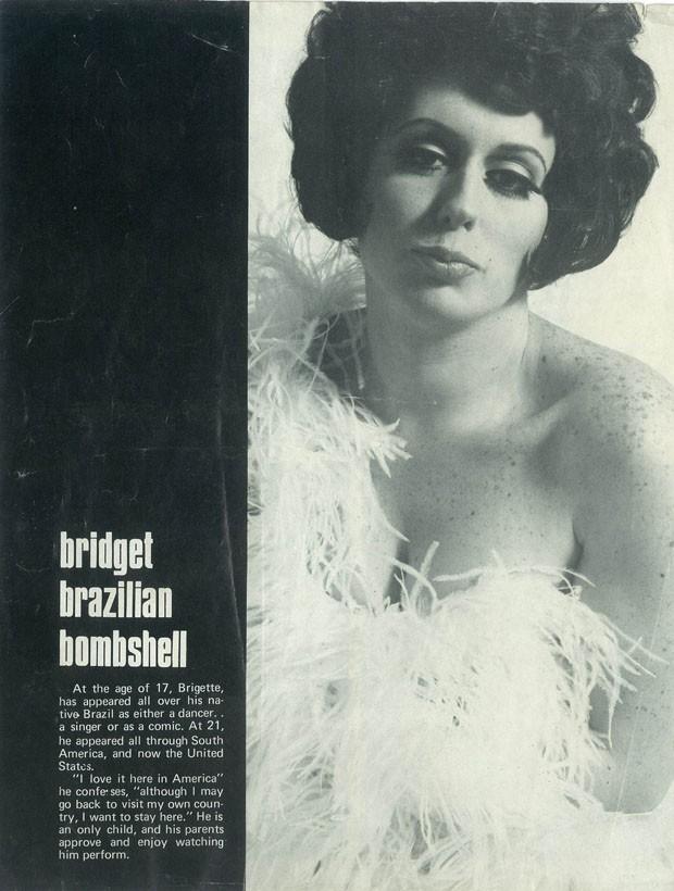 Brigitte de Búzios  (Foto: Divulgação)