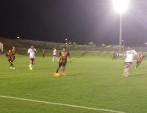 Globo FC x Jacuipense (Foto: Canindé Pereira/Divulgação)