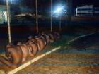 Agentes penitenciários evitam fuga de 10 presos  Alcaçuz