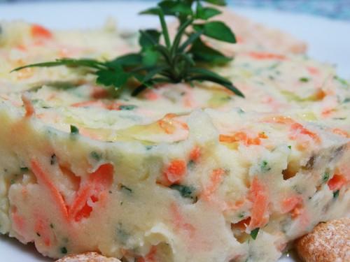 Salada de Maionese C/ Ervas Frescas Especial – Fernanda Quatrocchi