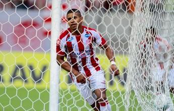 Liberado pelo DM, Taiberson deve reforçar Náutico diante do Atlético-GO