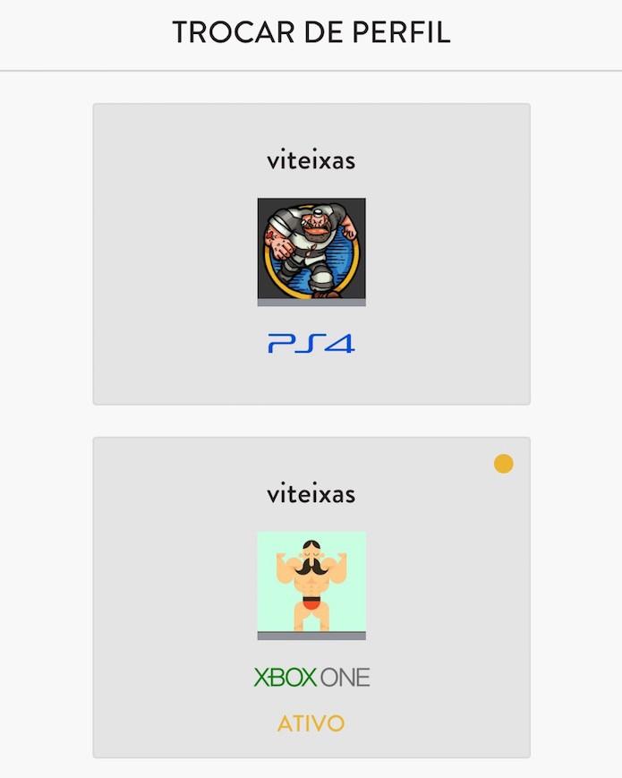 Faça o login com sua conta da Xbox Live, PSN ou Origin (Foto: Reprodução/Victor Teixeira)