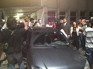 Políticos foram flagrados cobrando propina e foram liberados (Foto: Sérgio Guimarães)