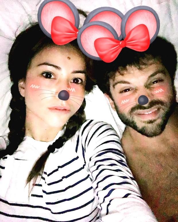 Sabrina Sato e Duda Nagle (Foto: Reprodução / Instagram)
