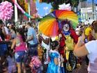 Muriçoquinhas aborda preservação do meio ambiente em desfile de carnaval